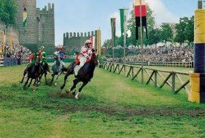 Itinerario dei cavalieri Normanni