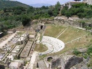 Teatro dell'Antica Sinuessa