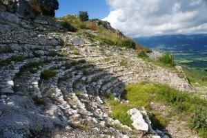 Teatro tempio di Pietravairano