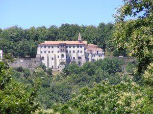 Il santuario di Santa Maria dei Lattani, Roccamonfina