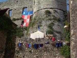 Festa medievale di Vairano Patenora, 29 e 30 luglio 2017