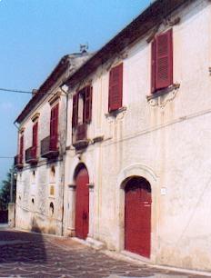 Palazzo Filangieri di San Potito Sannitico