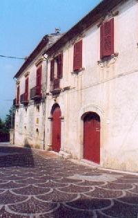 San Potito Sannitico, Palazzo Filangieri