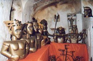 Sculture di Ernesto Greco