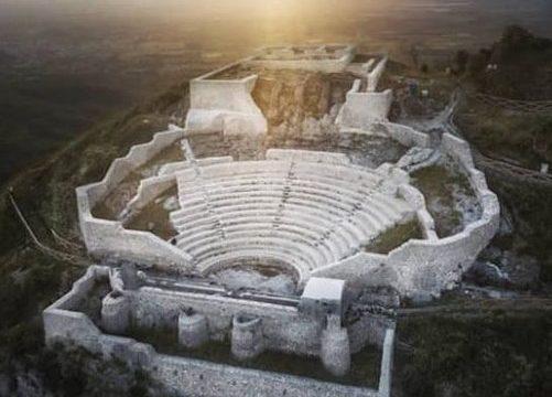 Pietravairano e il teatro tempio di monte San Nicola