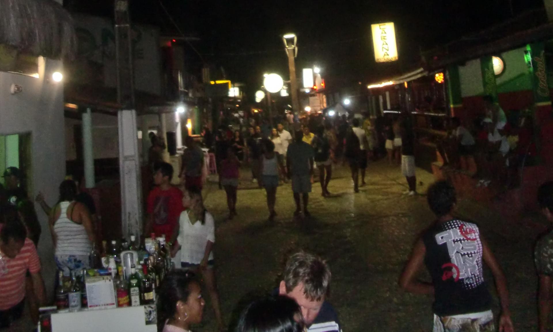 Broadway Canoa Quebrada -  2013
