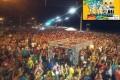 Carnaval de Caucaia 2013 - Spiaggia di Icarai (Cearà)