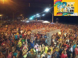 Carnaval de Caucaia 2013 – Spiaggia di Icarai (Cearà)