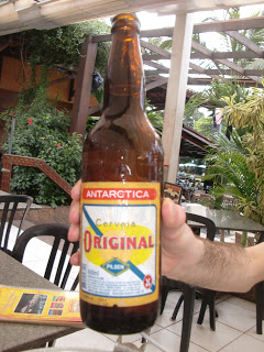 una ottima Cerveja: Antarctica Original
