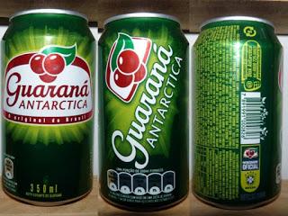 alimentari brasiliani: Guaranà Antarctica