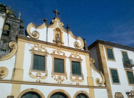 Convento de Sao Francisco – Olinda (Pernambuco – Brasile) FOTO