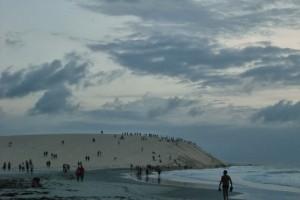 Jeri: Duna Por do Sol – la duna del tramonto FOTO