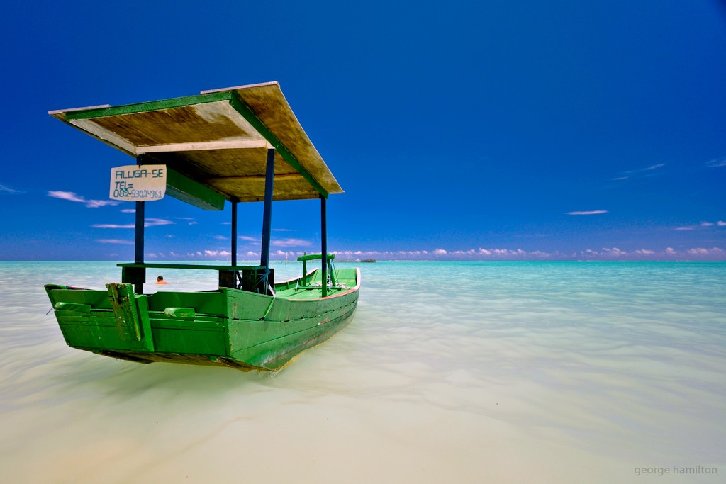 Spiaggia di Maragogi - Brasile