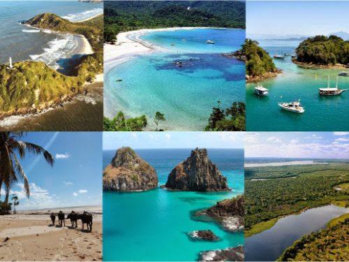 Le 5 isole più belle del Brasile FOTO