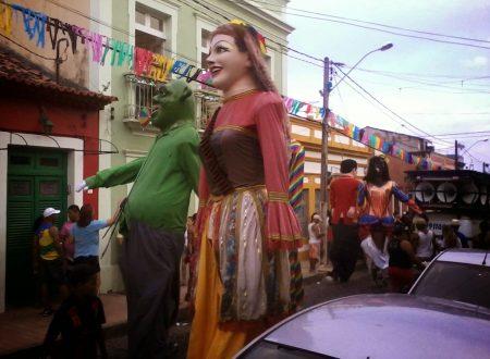 I Bonecos Giganti di Olinda