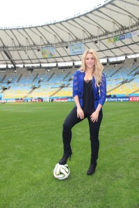 Shakira Mondiali 2014 maracana