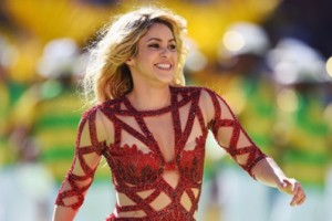 Chi ha vinto i Mondiali Brasiliani? Ma quale Germania, ha vinto Shakira!