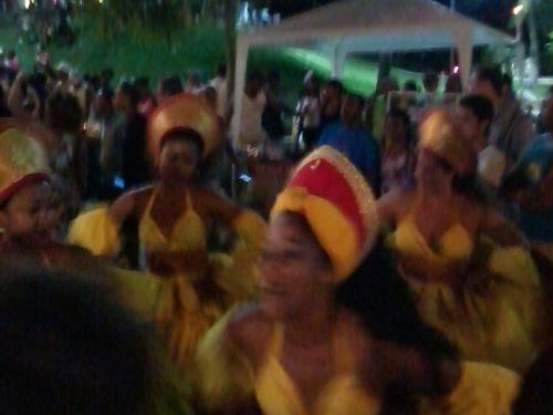 Notte di Maracatu a Olinda – foto