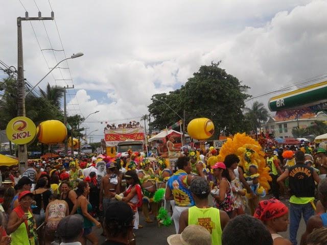 Street Parade di Olinda