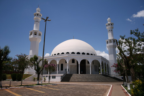 la moschea di Omar Ibn Al-Khattab (Foz do Iguaçu - Parana')