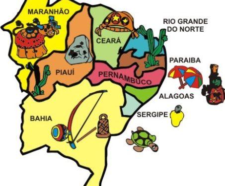 I tentativi di secessione in Brasile e la Nazione Nordestina