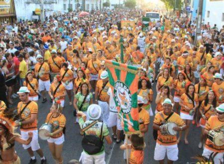 Programma Pre Carnevale e Carnevale 215 a Fortaleza