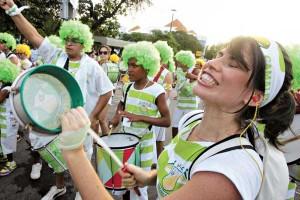 Carnevale 2016 a Fortaleza