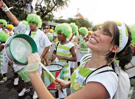 Carnevale 2017 a Fortaleza