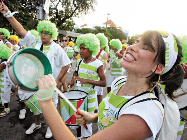 Pre carnevale 2016 a Fortaleza