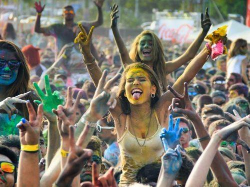 Happy Holi: la festa più allegra e colorata del mondo arriva in Brasile