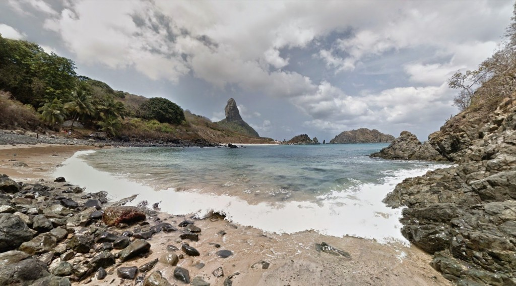 Street View nelle isole brasiliane