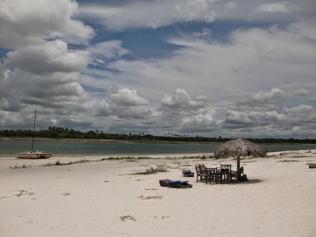 Lagoa Azul, nel parco nazionale di Jijoca-Jericoacoara (mia foto 2014)