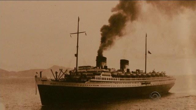 i viaggi dei primi immigrati italiani in Brasile in nave duravano anche 40 giorni