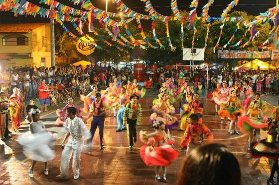 Quadriglia di San Giovanni in Brasile