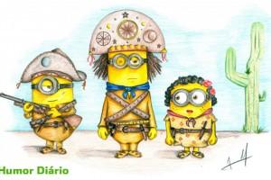 I Minions invadono Fortaleza!