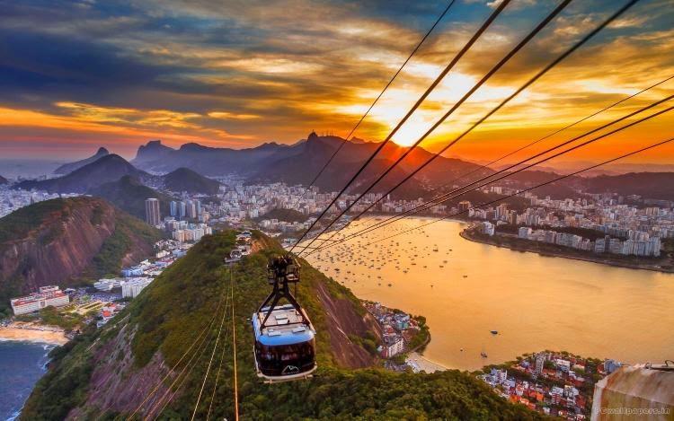Viaggio a Rio de Janeiro