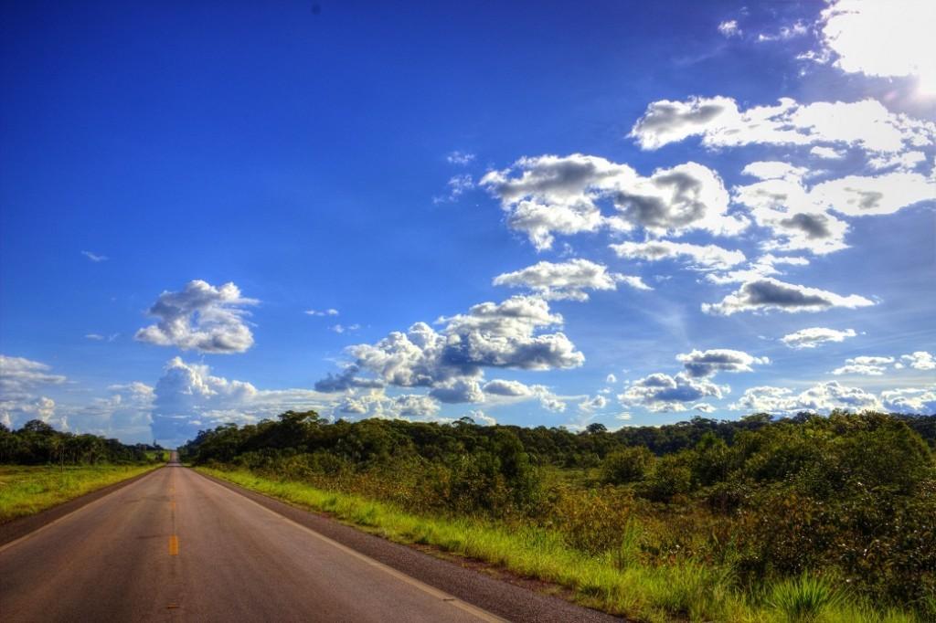 Autostop in Brasile