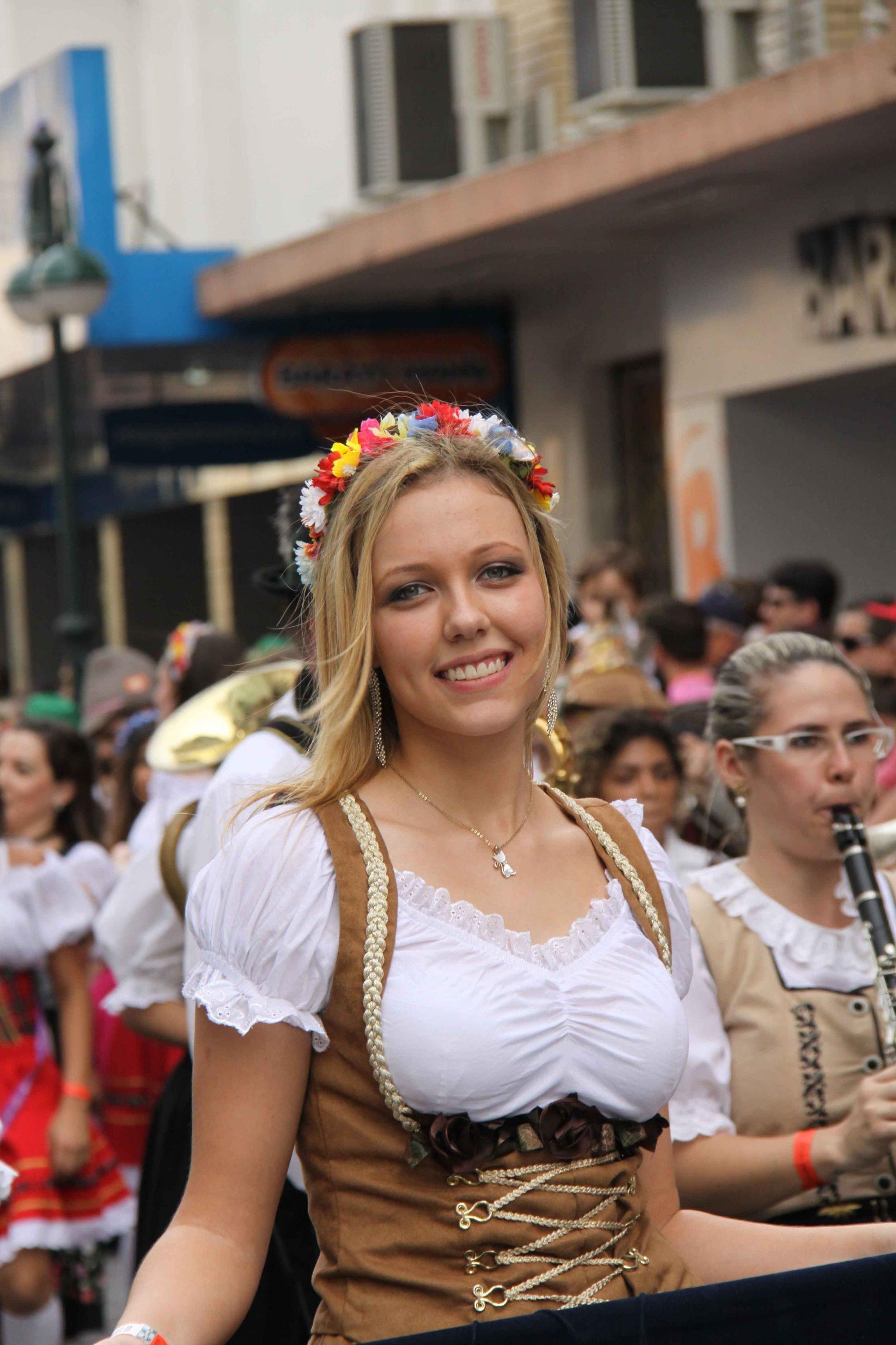 Bellezza tipica a Blemenau (SC - Brasile)