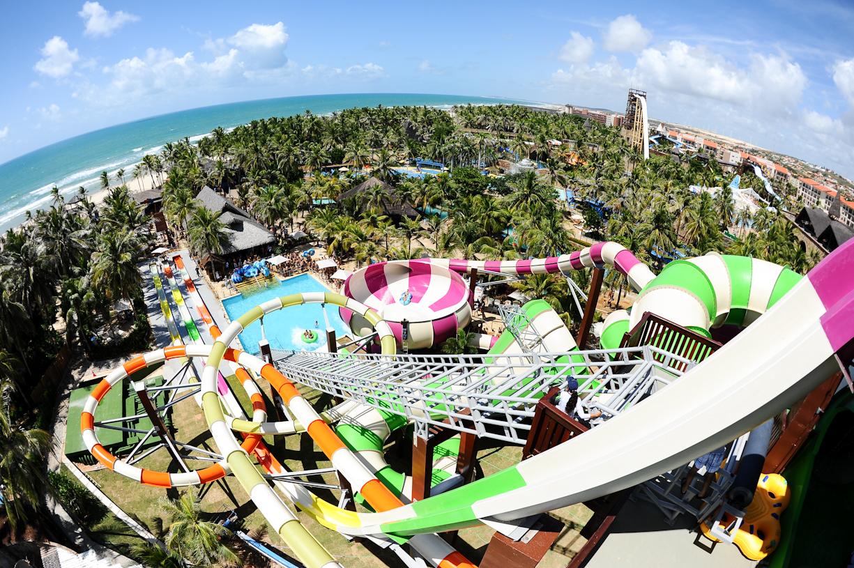 Arrepius Beach Park Fortaleza