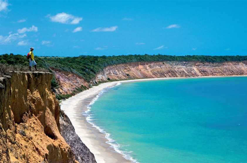 Spiagge brasiliane sconosciute