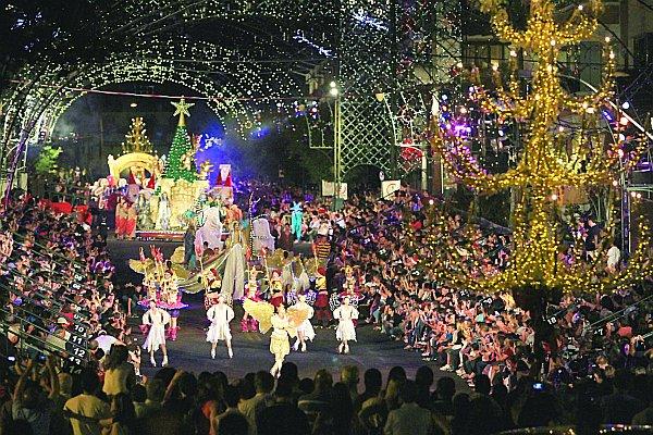 Natal Luz de Gramado Grande Desfile