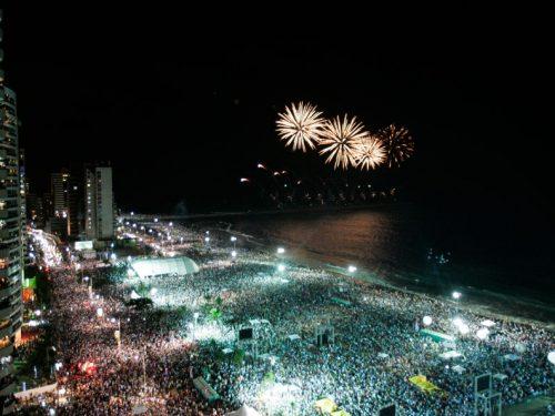 Capodanno 2016 in Brasile: Grande show gratuito a Fortaleza
