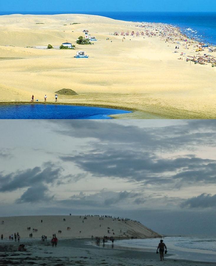 Le Dune di Maspalomas e la Duna di Jeri