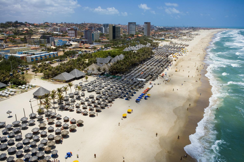 Capodanno a Praia do Futuro (Fortaleza)