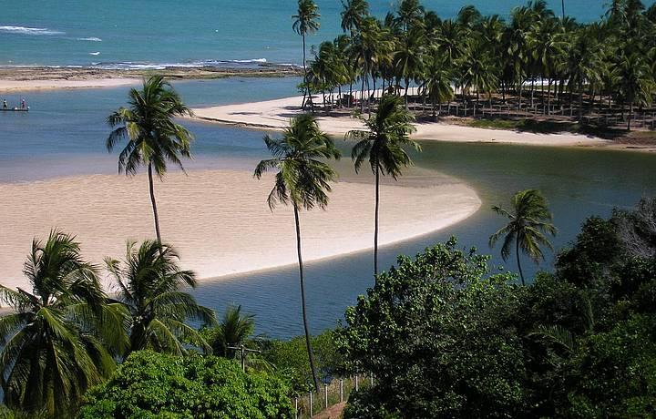 Dunas de Marapé - Spiagge Alagoas