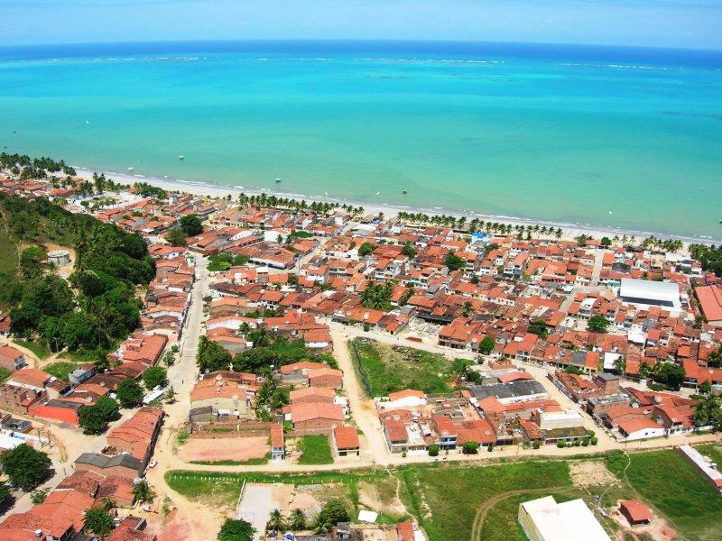 Spiaggia di Maragogi - Alagoas
