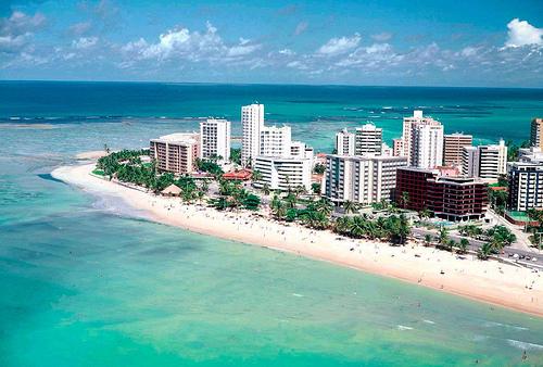 Praia de Ponta Verde - Alagoas
