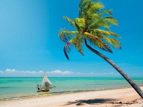 10 spiagge da sogno dell'Alagoas (Brasile)