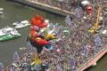 Il Carnevale di Recife e il gigantesco Galo da Madrugada