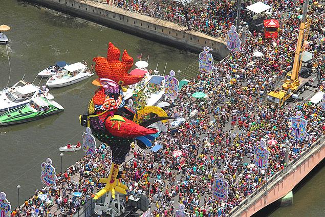 Galo da Madrugada - Carnevale di Recife